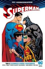 Superman Tom 2 Pierwsze próby Superboya