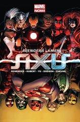 Avengers i X-Men Axis