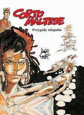 Corto Maltese Tom .5 Przygody etiopskie