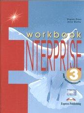 Enterprise 3 Pre Intermediate Workbook