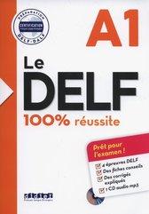 Le DELF A1 100% reussite +CD