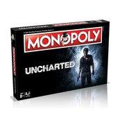 Monopoly Uncharted wersja angielska