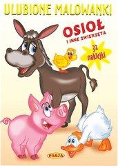 Ulubione malowanki Osioł i inne zwierzęta