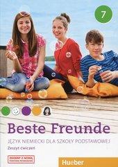 Beste Freunde 7 Język niemiecki Zeszyt ćwiczeń