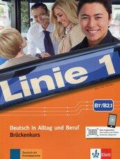 Linie 1 B1+/B2.1 Podręcznik i ćwiczenia mit Audios und Videos