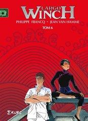 Largo Winch Tom 6 wydanie zbiorcze