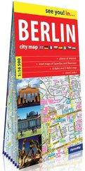 Berlin Plan miasta 1:16 500