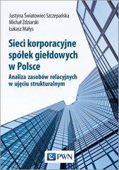 Sieci korporacyjne spółek giełdowych w Polsce.