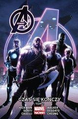Avengers: Czas się kończy Tom 1