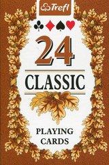 Karty do gry 24 listki Classic