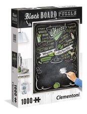 Puzzle Black Board Cheers 1000