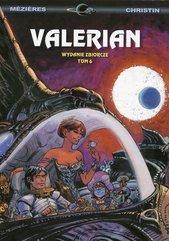 Valerian wydanie zbiorcze Tom 6