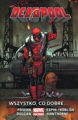 Deadpool Tom 9 Wszystko co dobre