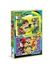 Puzzle Ben 10 2x60