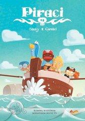 Komiksy paragrafowe Piraci