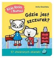 Kicia Kocia i Nunuś Gdzie jest szczurek?