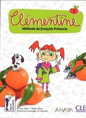 Clementine 1 Podręcznik + DVD A1.1