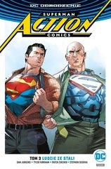 Superman Action Comics Tom 3 Ludzie ze stali