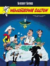 Lucky Luke Wujaszkowie Dalton