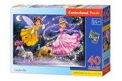 Puzzle 40 Maxi Cinderella