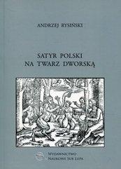 Satyr polski na twarz dworską