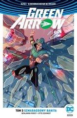 Green Arrow - Szmaragdowy banita Tom 3