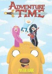 Adventure Time - POSTER BOOK / Studio JG