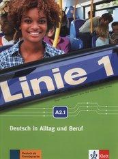 Linie 1 A2.,1 Kurs- und Ubungsbuch +DVD