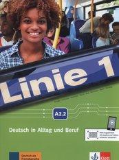 Linie 1 A2.2 Kurs- und Ubungsbuch +DVD