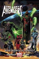 Uncanny Avengers Kontrewolucjoniści, tom 6