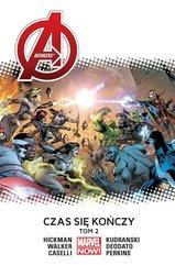 Avengers Czas się kończy tom 2