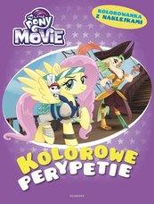 My Little Pony Kolorowe perypetie