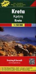 Kreta mapa 1:150 000