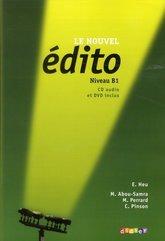 Edito B1 Podręcznik + CD + DVD