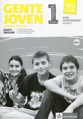 Gente Joven 1 7 Zeszyt ćwiczeń