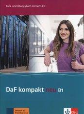 DaF Kompakt Neu B1 Kurs- und Ubungsbuch +CD