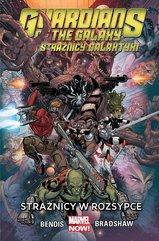 Guardians of the Galaxy Strażnicy Galaktyki Tom 4 Strażnicy w rozsypce