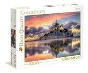 Puzzle High Quality Collection Le Magnifique Mont Saint-Michel 1000