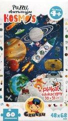CzuCzu Puzzle obserwacyjne Kosmos 60 elementów