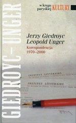 Jerzy Giedroyc Leopold Unger