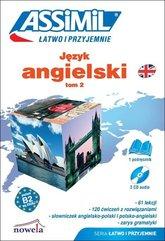 Język angielski łatwo i przyjemnie Tom 2 B2 + CD /2/