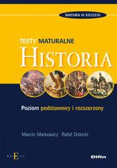 Historia Testy maturalne