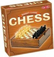 Wooden Classic szachy