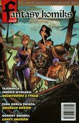 Fantasy Komiks Tom 22