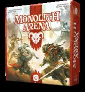 Monolith Arena (Gra Planszowa)