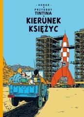 Przygody Tintina 16 Kierunek Księżyc