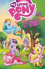 Mój Kucyk Pony Przyjaźń to magia Tom 1