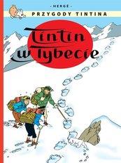 Przygody Tintina Tom 20 Tintin w Tybecie