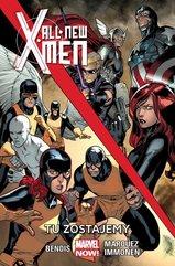 All-New X-Men Tu zostajemy Tom 2