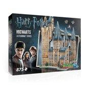 Wrebbit Puzzle 3D Harry Potter Hogwarts Astronomy Tower 875 elementów